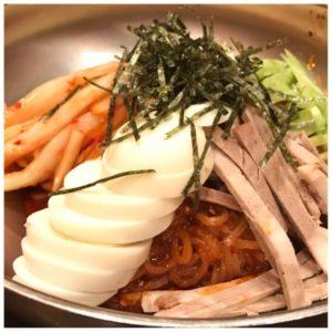 大山飯店 ビビン麺