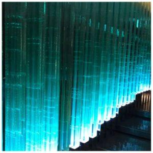 大山飯店店内入口