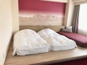 リゾナーレ八ヶ岳 お部屋2