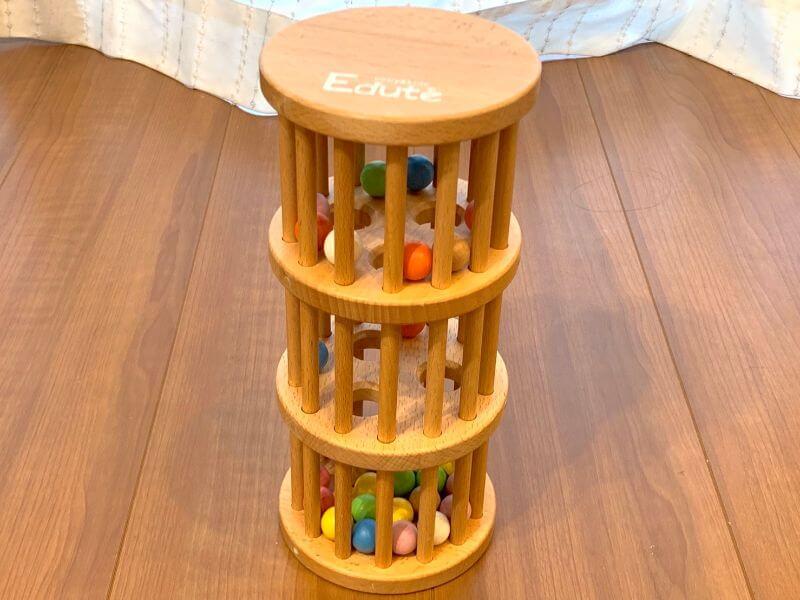 トイサブ!10カ月の知育玩具④