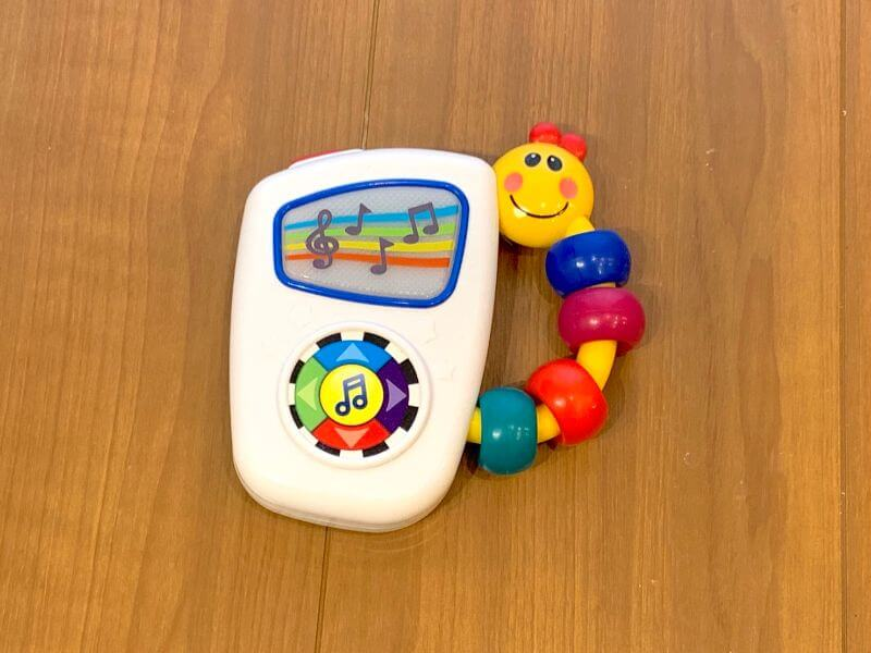 トイサブ!10カ月の知育玩具⑥