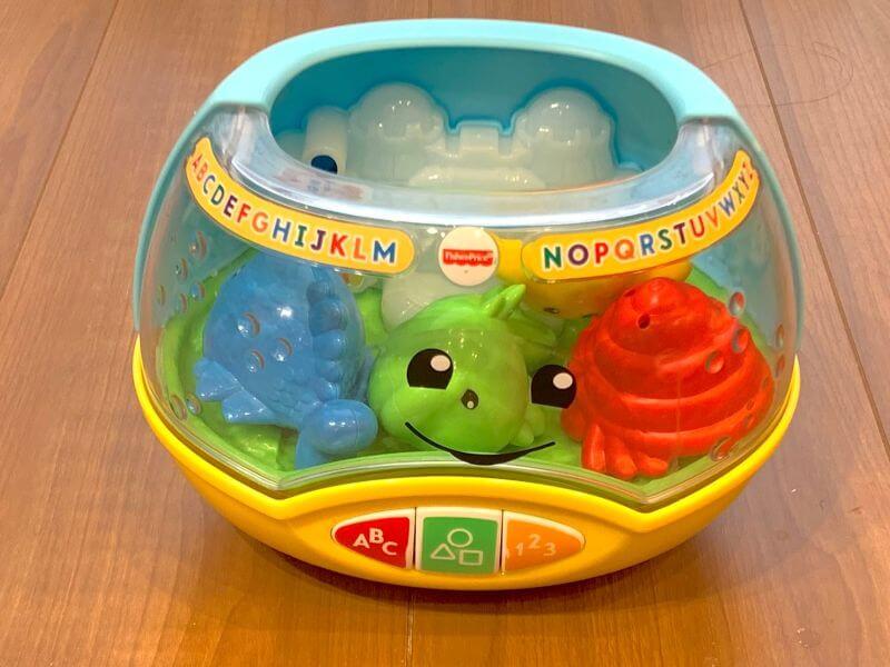 トイサブ!10カ月の知育玩具②