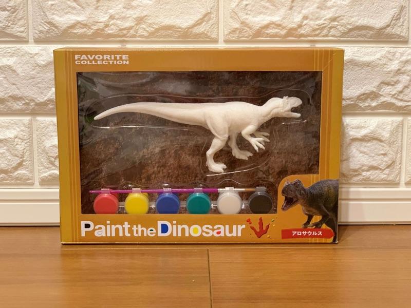 恐竜フィギュア